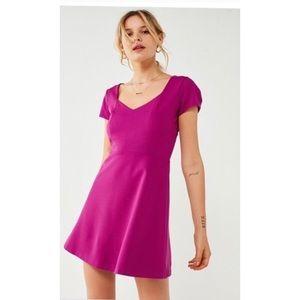 Urban outfitters NWT Maria mini ponte dress